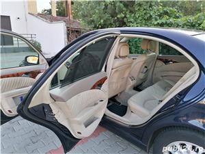 Mercedes-benz Clasa E E 280 ( mașină folosită de o ambasada în Bruxelles) - imagine 4