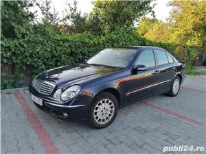 Mercedes-benz Clasa E E 280 ( mașină folosită de o ambasada în Bruxelles) - imagine 1