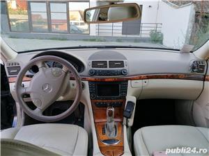 Mercedes-benz Clasa E E 280 ( mașină folosită de o ambasada în Bruxelles) - imagine 7