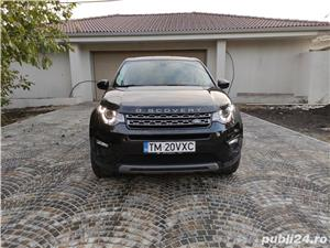 Land rover Discovery Sport  - imagine 5