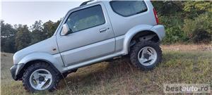 Suzuki jimny off road, volan dreapta - imagine 6