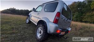 Suzuki jimny off road, volan dreapta - imagine 4