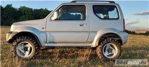 Suzuki jimny off road, volan dreapta - imagine 1