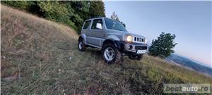 Suzuki jimny off road, volan dreapta - imagine 3