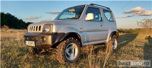 Suzuki jimny off road, volan dreapta - imagine 10
