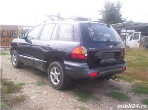 Hyundai Santa Fe 2.0 tdi Klima - imagine 3