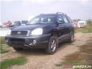 Hyundai Santa Fe 2.0 tdi Klima - imagine 2