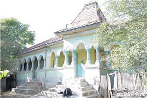 Casa+Teren de vanzare  Comuna Morunglav, sat Ghiosani, judetul OLT  - imagine 2