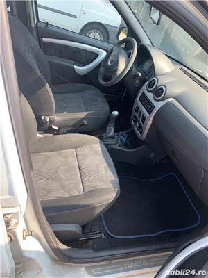 Dacia Sandero 1.4 GPL 2010 Aer conditionat - imagine 5