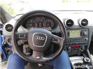 Audi A3 2.0 TDI S-line Sportpaket 170hp - imagine 10