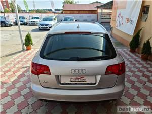 Audi A6 Revizie+Livrare GRATUITE, Garantie, RATE FIXE, Motor 2700 Tdi, 180 Cp, 2007  - imagine 9