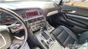 Audi A6 Revizie+Livrare GRATUITE, Garantie, RATE FIXE, Motor 2700 Tdi, 180 Cp, 2007  - imagine 11