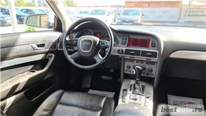 Audi A6 Revizie+Livrare GRATUITE, Garantie, RATE FIXE, Motor 2700 Tdi, 180 Cp, 2007  - imagine 17