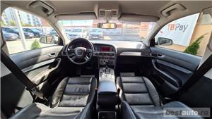 Audi A6 Revizie+Livrare GRATUITE, Garantie, RATE FIXE, Motor 2700 Tdi, 180 Cp, 2007  - imagine 8