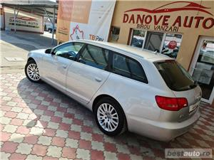Audi A6 Revizie+Livrare GRATUITE, Garantie, RATE FIXE, Motor 2700 Tdi, 180 Cp, 2007  - imagine 10