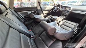 Audi A6 Revizie+Livrare GRATUITE, Garantie, RATE FIXE, Motor 2700 Tdi, 180 Cp, 2007  - imagine 18
