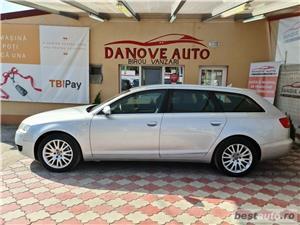 Audi A6 Revizie+Livrare GRATUITE, Garantie, RATE FIXE, Motor 2700 Tdi, 180 Cp, 2007  - imagine 4