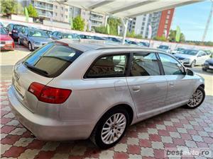 Audi A6 Revizie+Livrare GRATUITE, Garantie, RATE FIXE, Motor 2700 Tdi, 180 Cp, 2007  - imagine 5