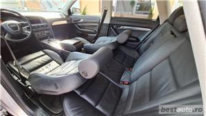 Audi A6 Revizie+Livrare GRATUITE, Garantie, RATE FIXE, Motor 2700 Tdi, 180 Cp, 2007  - imagine 14