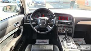 Audi A6 Revizie+Livrare GRATUITE, Garantie, RATE FIXE, Motor 2700 Tdi, 180 Cp, 2007  - imagine 7