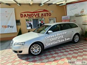 Audi A6 Revizie+Livrare GRATUITE, Garantie, RATE FIXE, Motor 2700 Tdi, 180 Cp, 2007  - imagine 1