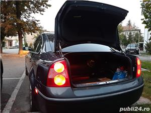 VW Passat limuzina USA B5 1,8T 170 HP + GPL  - imagine 3