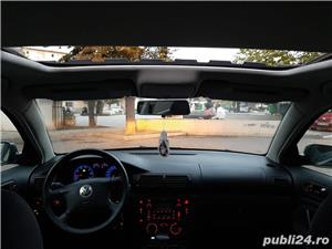 VW Passat limuzina USA B5 1,8T 170 HP + GPL  - imagine 4