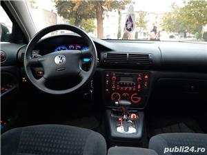 VW Passat limuzina USA B5 1,8T 170 HP + GPL  - imagine 9