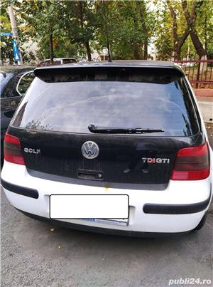 Volkswagen Golf 4 Hatchback 2003, 4 usi, ALH, 200000km, impecablila tehnic! - imagine 10