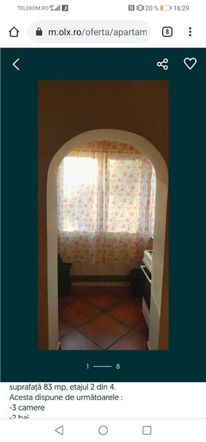 Apartament 3 camere full decomandat - imagine 5