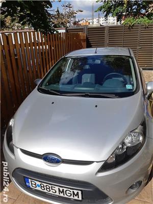 Ford Fiesta Ford Fiesta 2010 , cutie de viteză Manuala. Oferit de Persoana fizica.