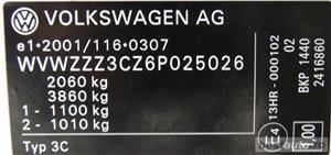 VW PASSAT 2.0 TDI / 140 CP  - CASH / RATE FIXE SI EGALE / LIVRARE GRATUITA  / GARANTIE / BUY-BACK  - imagine 9