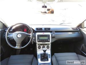 VW PASSAT 2.0 TDI / 140 CP  - CASH / RATE FIXE SI EGALE / LIVRARE GRATUITA  / GARANTIE / BUY-BACK  - imagine 15