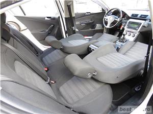 VW PASSAT 2.0 TDI / 140 CP  - CASH / RATE FIXE SI EGALE / LIVRARE GRATUITA  / GARANTIE / BUY-BACK  - imagine 11