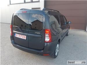 Dacia Logan/MCV/an 2011/1.6 benzina MPI/black line/combi - imagine 4