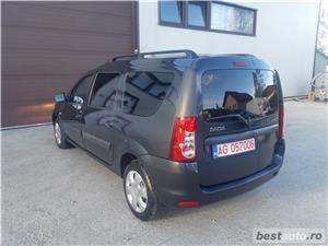 Dacia Logan/MCV/an 2011/1.6 benzina MPI/black line/combi - imagine 8