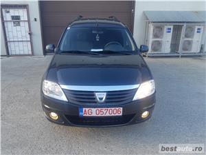 Dacia Logan/MCV/an 2011/1.6 benzina MPI/black line/combi - imagine 1