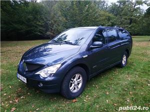 Ssangyong Actyon Sports an 2009. - imagine 2