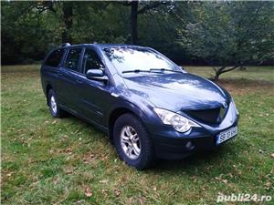 Ssangyong Actyon Sports an 2009. - imagine 1