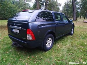 Ssangyong Actyon Sports an 2009. - imagine 3