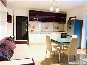 Apartament 3 camere, modern, terasa, gradina, parcare, zona Calea Turzii - imagine 2