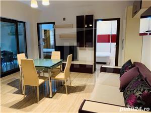 Apartament 3 camere, modern, terasa, gradina, parcare, zona Calea Turzii - imagine 3