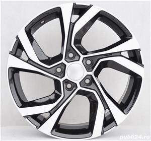 "Set jante aliaj 17""x7,5 5x114,3 model GT Renault Megane IV, KADJAR, - imagine 1"