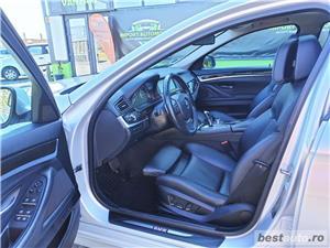 Bmw 535D AN:2011 -   Livrare GRATUITA/GARANTIE /Autoturisme verificate TEHNIC - imagine 13