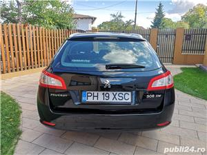 Peugeot 508 SW 2012 / Automata / Euro 5 - imagine 4