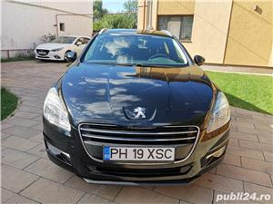 Peugeot 508 SW 2012 / Automata / Euro 5 - imagine 2