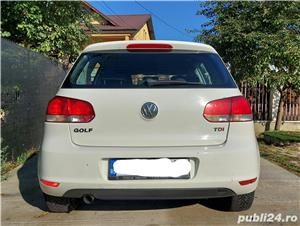 Volkswagen Golf 6 de vanzare - imagine 11
