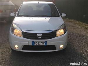 Dacia Sandero Ambiance 1.4 GPL 2010 Aer Conditionat Servo ABS Geamuri Electrice Variante/Schimb - imagine 1