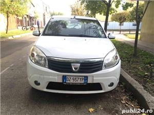 Dacia Sandero Ambiance 1.4 GPL 2010 Aer Conditionat Servo ABS Geamuri Electrice Variante/Schimb - imagine 2