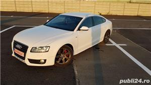 Audi A5, 2.0 TFSI, Sportback, 211 CP, Sline 10900 euro - imagine 4